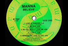 Manna- Belive