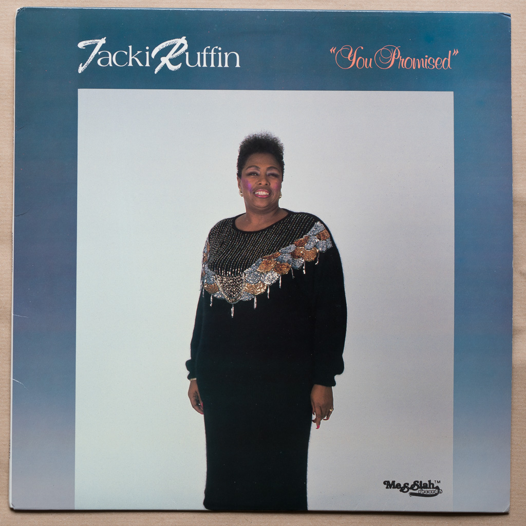 Jacki Ruffin - You Promised