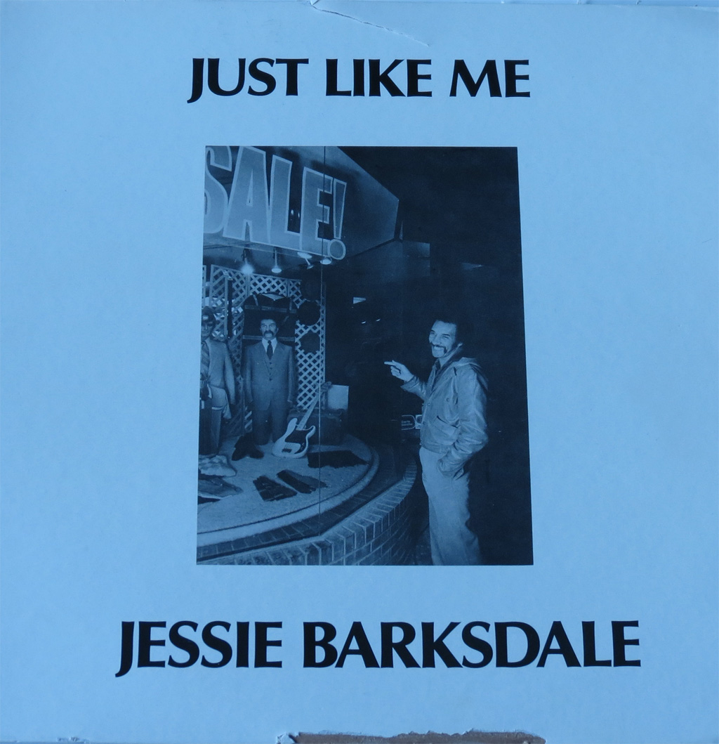 Jessie Barksdale - Just Like Me